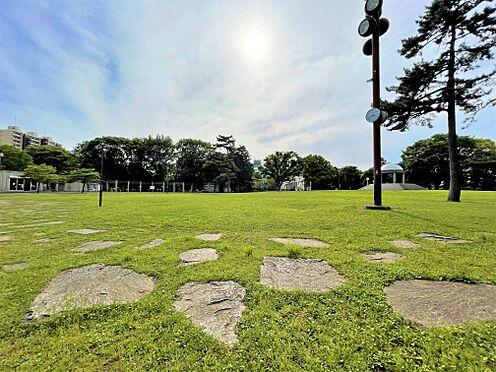 区分マンション-相模原市南区相模大野3丁目 相模大野中央公園・・・徒歩2分(約150m)