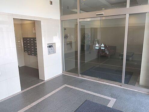 中古マンション-多摩市貝取2丁目 安心のオートロック完備