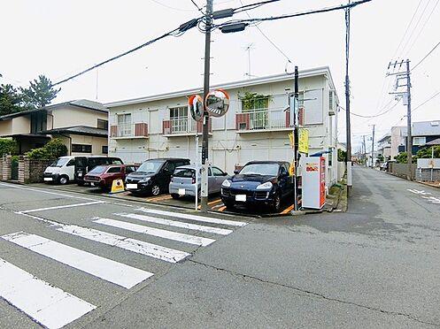 アパート-茅ヶ崎市浜須賀 将来自宅兼アパート用地としても資産価値あり。