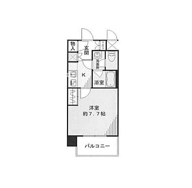 マンション(建物一部)-大阪市東成区大今里西2丁目 間取り