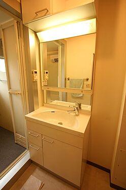 中古マンション-橿原市白橿町5丁目 2010年に新調されました。上部に棚もございます。