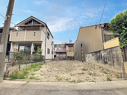戸建賃貸-名古屋市港区港陽1丁目 敷地面積約34坪超!南西向きにつき日当たり良好です♪