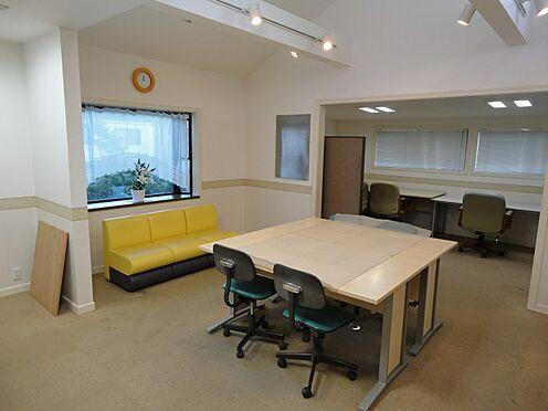 店舗・事務所・その他-平塚市諏訪町 中央の洋室です。