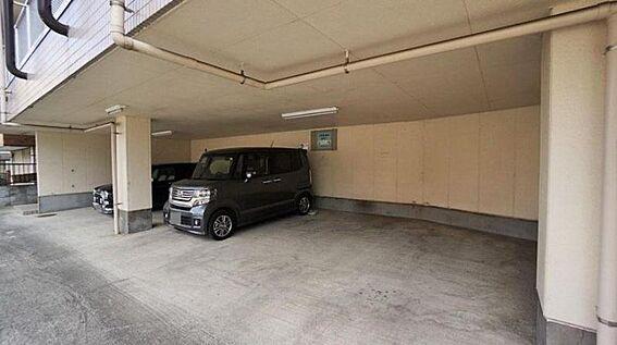 一棟マンション-八王子市打越町 駐車場