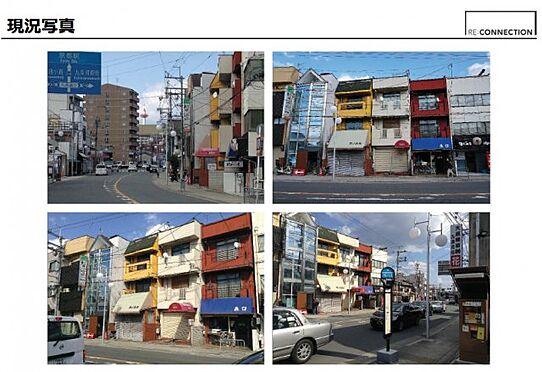 マンション(建物全部)-京都市南区東九条中御霊町 現地解体前。