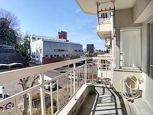中古マンション-名古屋市千種区向陽1丁目 南向きのワイドバルコニーで洗濯物も楽々!