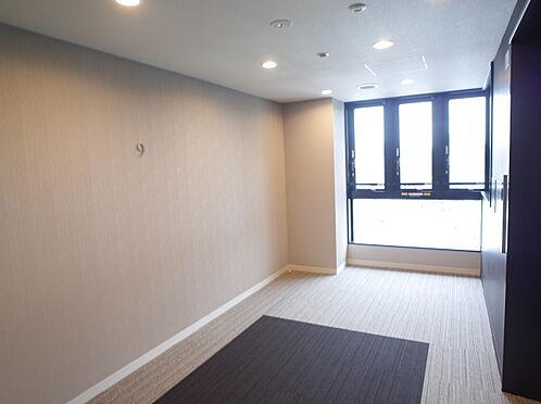 中古マンション-港区白金6丁目 9階エレベーターホール