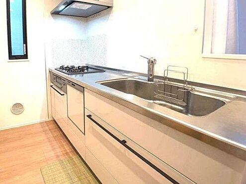 戸建賃貸-名古屋市東区百人町 食器乾燥機付きシステムキッチンでお料理もはかどります