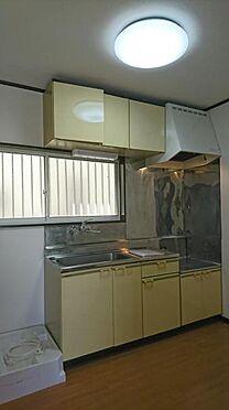 アパート-さいたま市南区内谷5丁目 キッチン