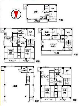 一棟マンション-台東区東上野6丁目 東上野マンション・ライズプランニング