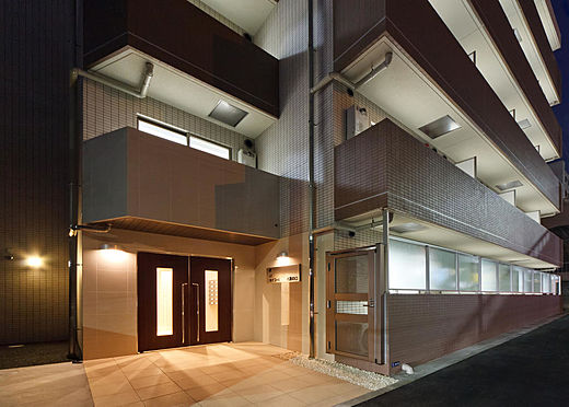マンション(建物一部)-川崎市高津区下作延2丁目 外観