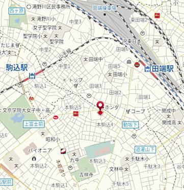 店舗事務所(建物一部)-文京区本駒込4丁目 その他