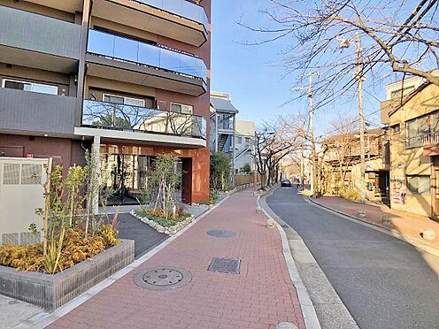 マンション(建物一部)-葛飾区東四つ木3丁目 【前面道路】
