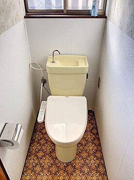 中古一戸建て-豊田市水源町2丁目 窓付きの明るいトイレ♪換気ができるのは嬉しいポイントです◎
