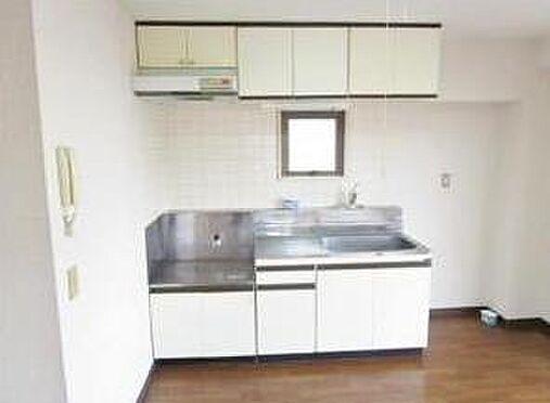 マンション(建物全部)-八王子市松木 料理のしやすいキッチンとなっております