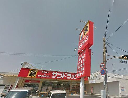 アパート-和歌山市田尻 【ドラッグストア】サンドラッグ 和歌山神前店まで1204m