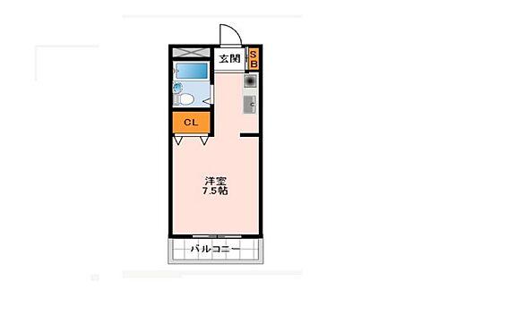 マンション(建物全部)-堺市中区東山 間取り