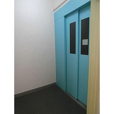 マンション(建物一部)-神戸市兵庫区三川口町2丁目 エレベーターもあるので便利です。
