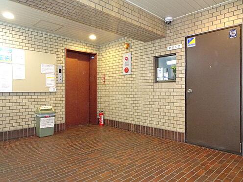 中古マンション-千代田区平河町1丁目 エレベーターホール前を撮影しました。