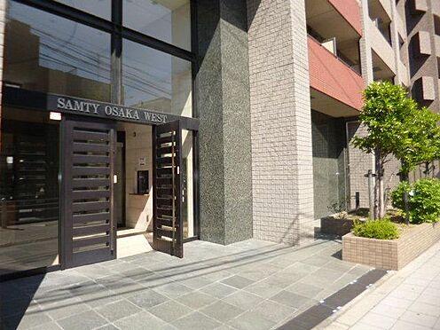 マンション(建物一部)-大阪市西淀川区野里1丁目 エントランス