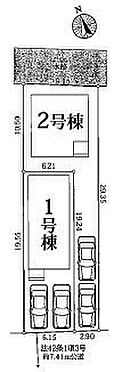 新築一戸建て-名古屋市天白区天白町大字八事字裏山 区画図