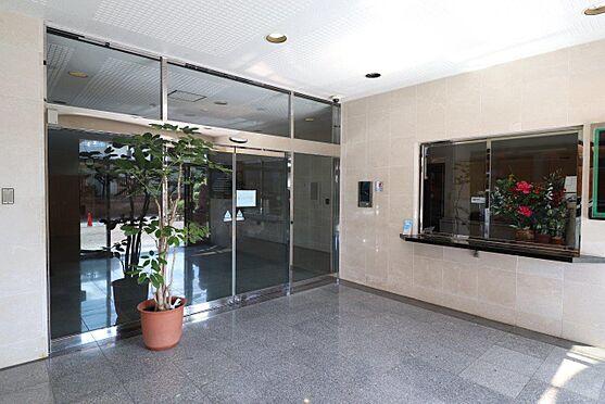 中古マンション-那覇市宇栄原3丁目 エントランス