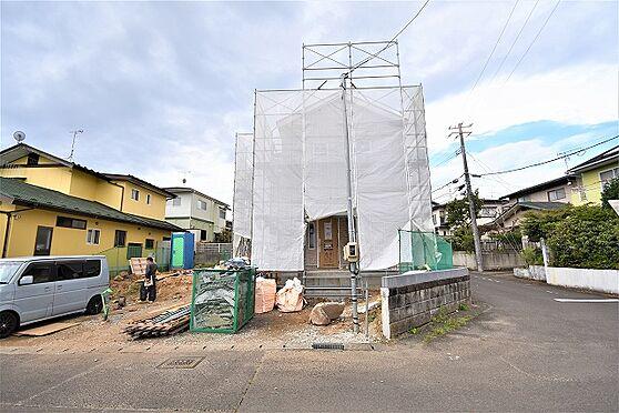 新築一戸建て-仙台市泉区南中山4丁目 外観