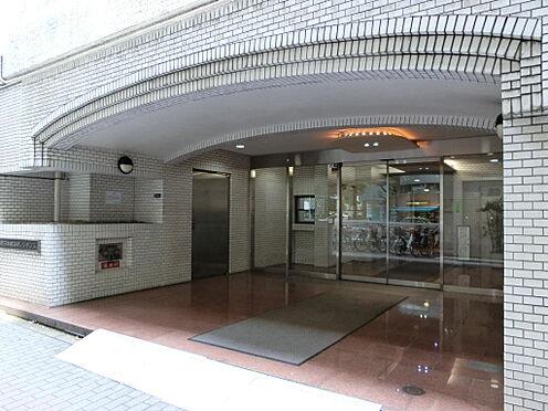 区分マンション-中央区日本橋箱崎町 エントランス