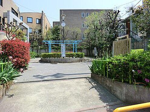 アパート-目黒区大岡山1丁目 桜森児童遊園