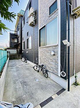 アパート-葛飾区東堀切1丁目 駐輪スペース