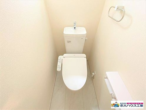 新築一戸建て-仙台市青葉区桜ケ丘6丁目 トイレ