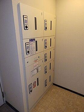 マンション(建物一部)-京都市南区西九条東島町 宅配ボックスもあり便利です。