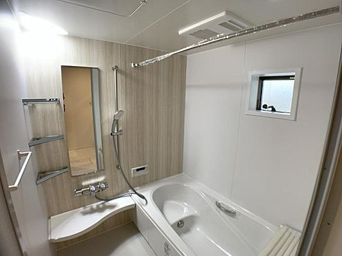 新築一戸建て-名古屋市中村区大正町3丁目 ※他現場での施工事例です。浴室乾燥機付き♪