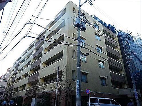 中古マンション-新宿区新宿5丁目 外観