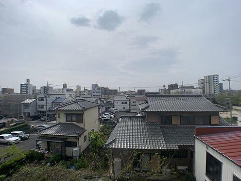 中古マンション-名古屋市天白区原2丁目 バルコニーからの眺望
