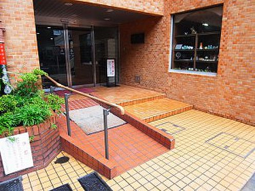 中古マンション-渋谷区笹塚2丁目 エントランス