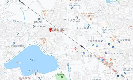 店舗・事務所・その他-堺市東区野尻町 外観