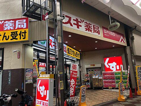アパート-大阪市生野区桃谷3丁目 周辺