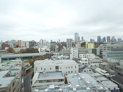 中古マンション-港区白金6丁目 リビングダイニングからの眺望
