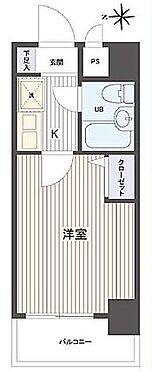 マンション(建物一部)-大阪市淀川区塚本2丁目 間取り