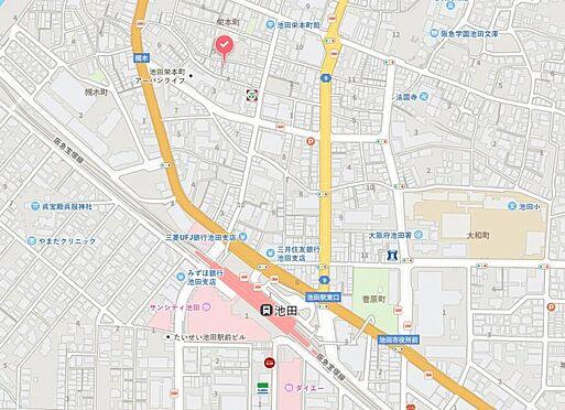 マンション(建物全部)-池田市栄本町 その他