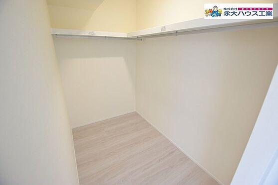 新築一戸建て-仙台市太白区八木山香澄町 収納
