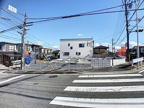 新築一戸建て-名古屋市名東区猪子石1丁目 現在建築中!【2021年3月完成予定】