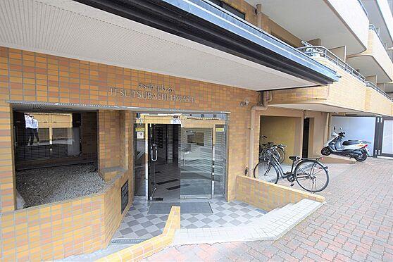 中古マンション-仙台市若林区東八番丁 エントランス
