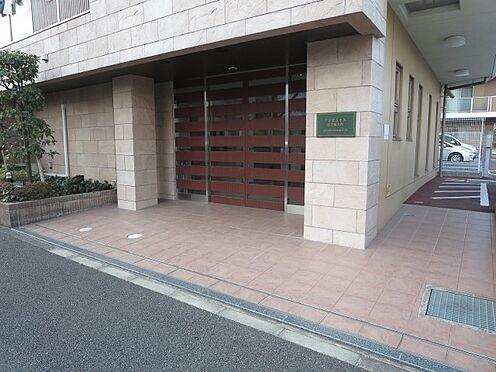 中古マンション-八王子市松木 エントランス入口