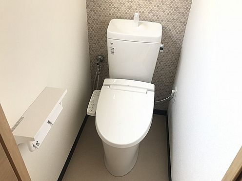 中古一戸建て-門真市新橋町 トイレ
