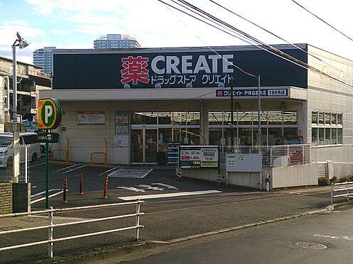 アパート-横浜市戸塚区平戸町 クリエイト戸塚品濃町店まで1096m