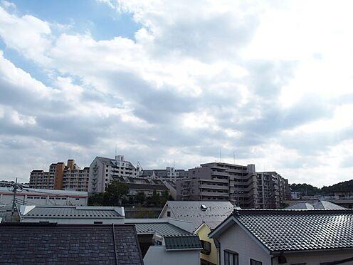 中古マンション-八王子市別所1丁目 バルコニー側からの眺望です。