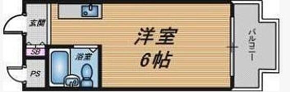 マンション(建物一部)-大阪市北区本庄東2丁目 単身者向け1R