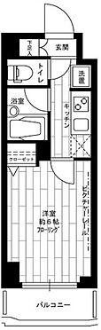 区分マンション-品川区西中延1丁目 ステージファースト武蔵小山2・ライズプランニング